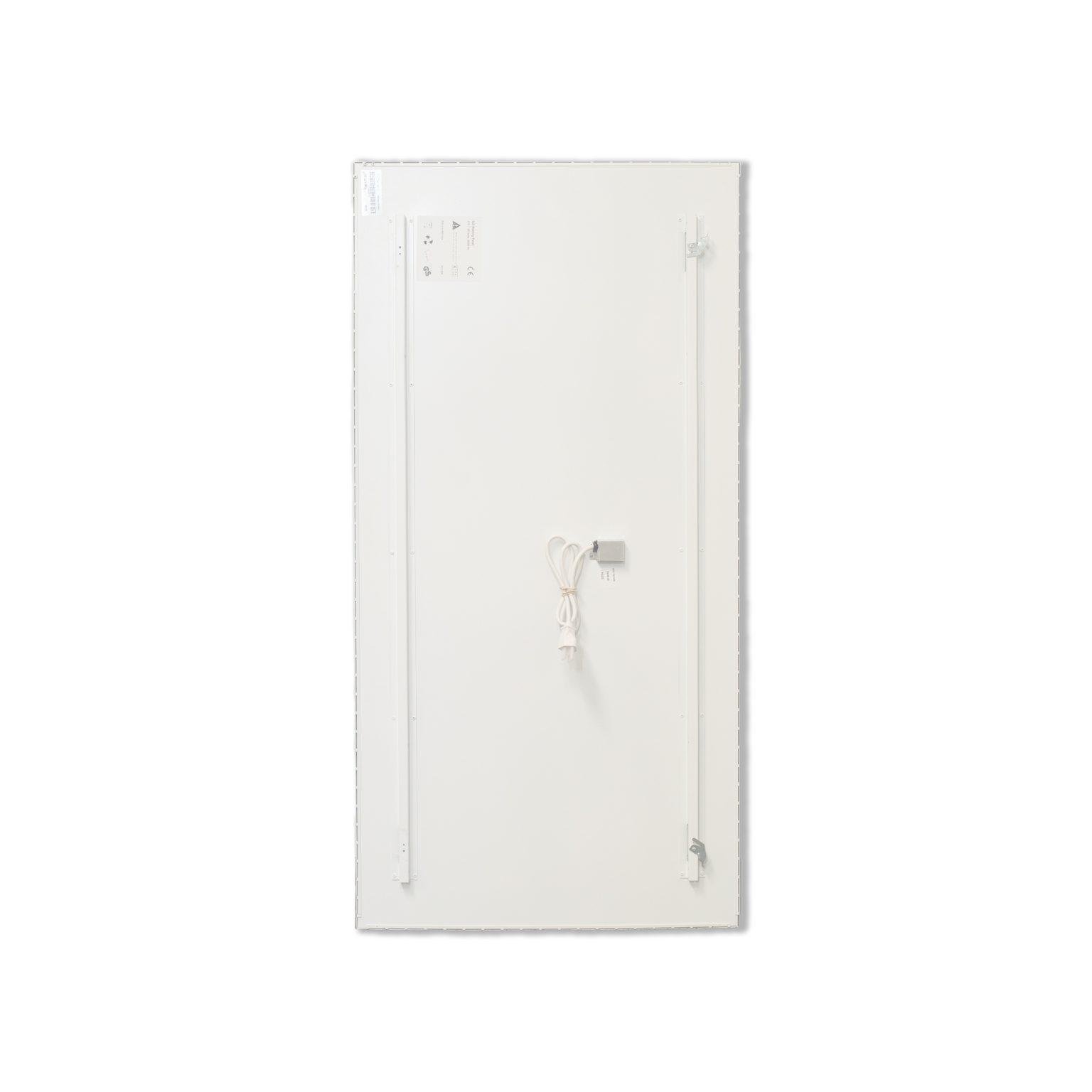 "SI Series 24"" x 48"" 750 Watt Aluminum Panel - Back View"