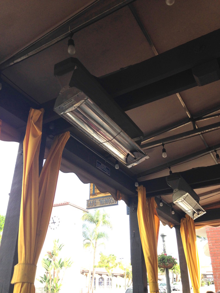 Infratech Infrared Patio Heaters