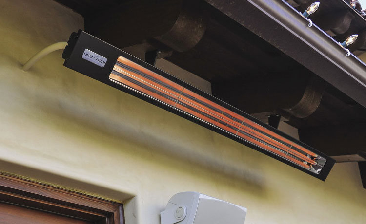 Infratech Infrared Heater