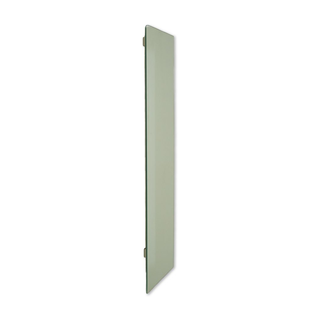 SI Series Glass Far Infrared Panel - Mirror Side View