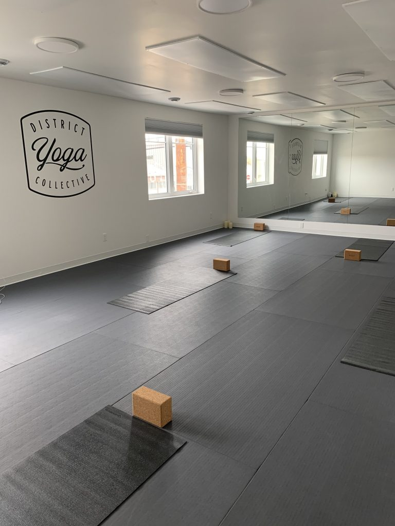 District Yoga Collective - Rosetown, Saskatchewan