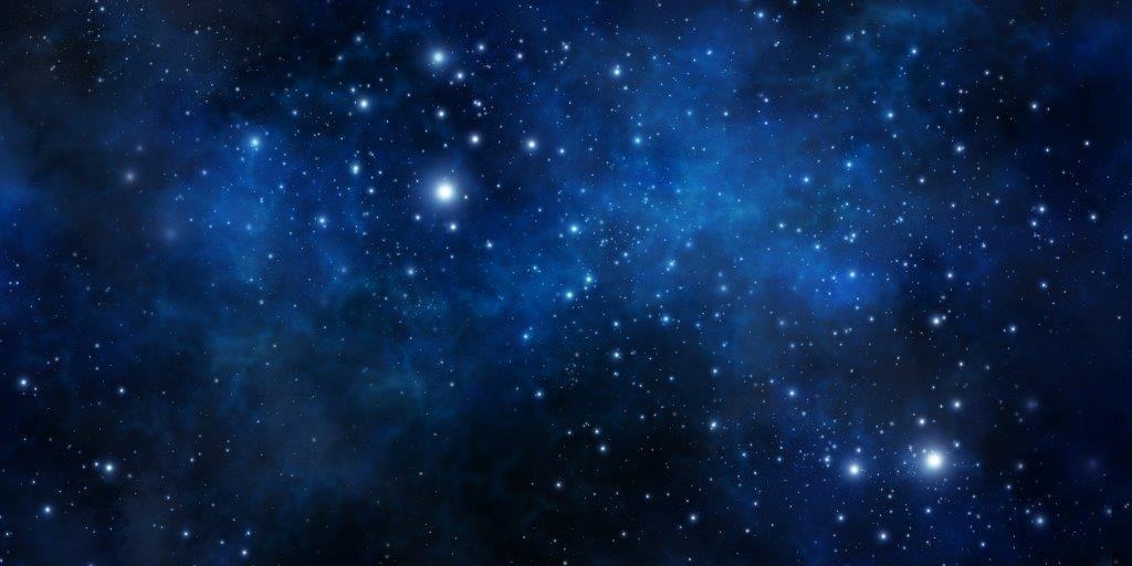 """Constellation"" Glass Panel Image"