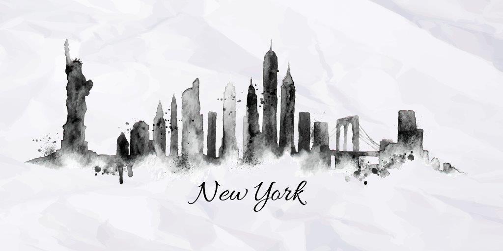 New York Glass Infrared Panel Image