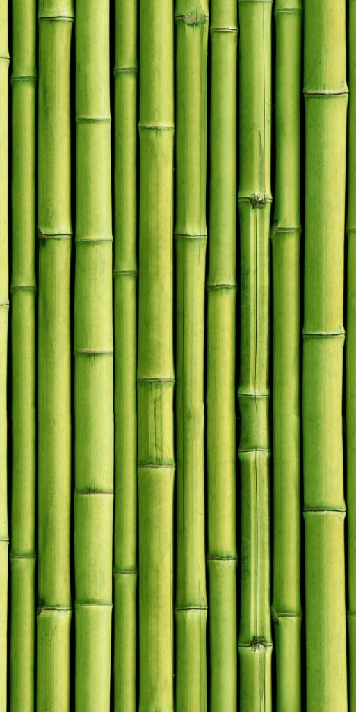Straight Bamboo Glass Infrared Panel Image